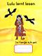 Lulu lernt lesen: Gelbes Ringbuch